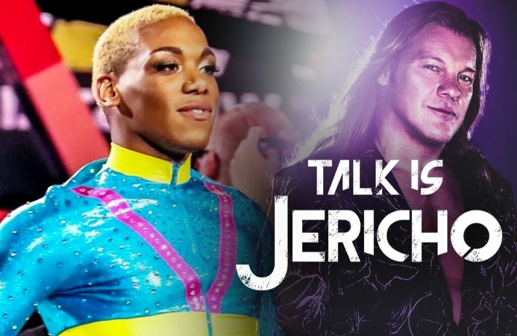 Talk Is Jericho: Sonny Kiss Will Kick Your Ass