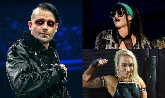 All Elite Wrestling Releases Three British Wrestlers