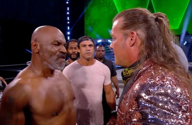 Mike Tyson Returning To All Elite Wrestling