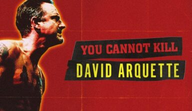 """Trailer Released For """"You Cannot Kill David Arquette"""" Wrestling Documentary"""