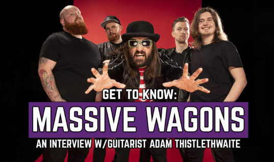 Get To Know: Massive Wagons