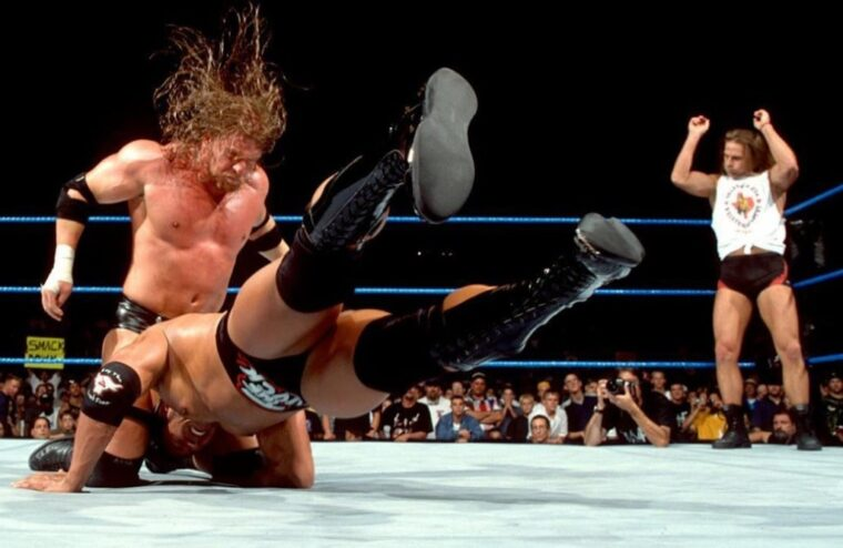 Bret Hart Claims Shawn Michaels And Triple H Tried To Get
