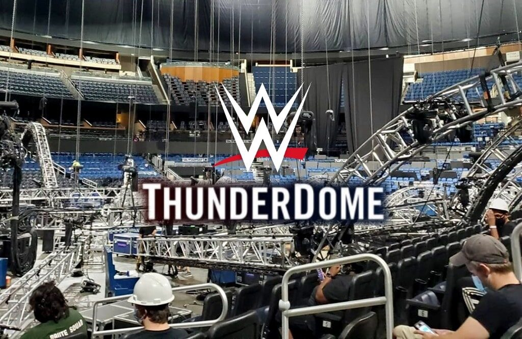 WWE Thunderdome – Summerslam To Bring Unique Experience To Fans 1