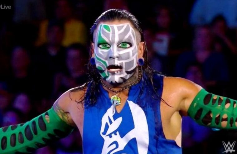 Jeff Hardy Made A Specific Request Before Recently Re-Signing With WWE