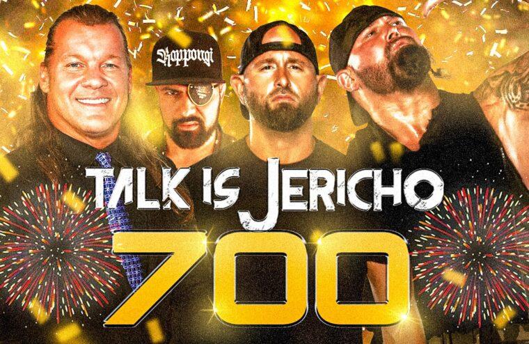 Talk Is Jericho: TIJ 700 Presents Talk'n Shop Reunion – Live From The Pandemic!
