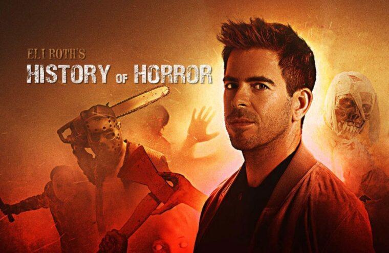"""Eli Roth's History Of Horror"" Returns For Season 2 This October (w/Trailer)"