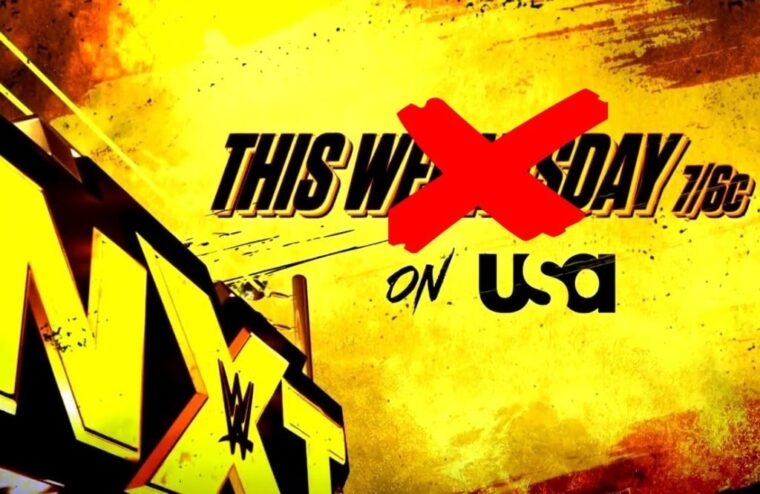 WWE Insider Claims NXT Could Be Moving To A Different Night Full-Time