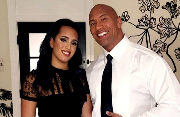 The Rock's Daughter Simone Johnson To Undergo Surgery