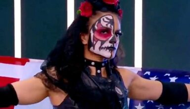 Thunder Rosa Comments On Signing With All Elite Wrestling