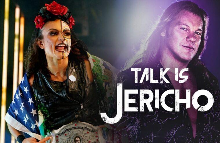Talk Is Jericho: Thunder Rosa's Women's Revolución