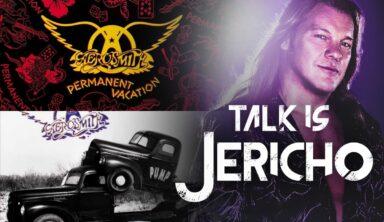 "Talk Is Jericho: Classic Album Clash – Aerosmith's ""Permanent Vacation"" Vs. ""Pump"""