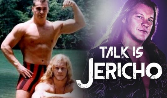 Talk Is Jericho: First Match Watchalong – Lance Storm Vs. Chris Jericho
