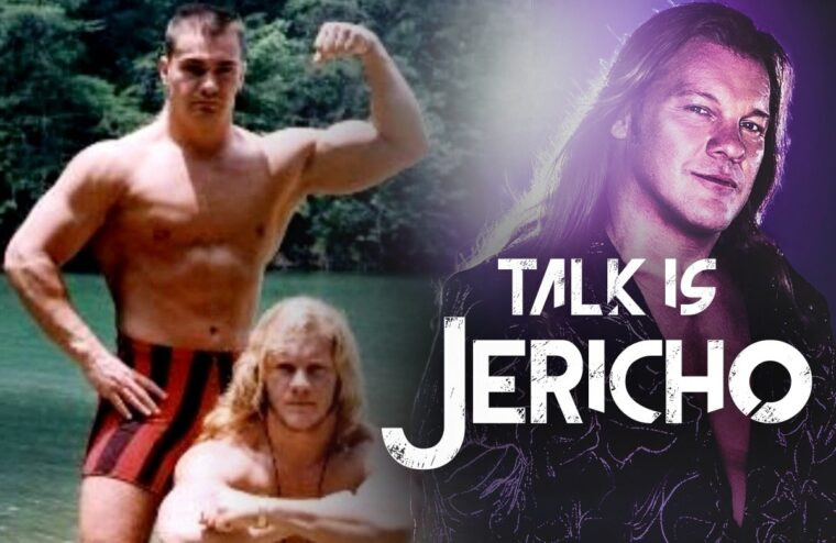 Talk Is Jericho: First Match Watchalong – Lance Storm Vs. Chris Jericho