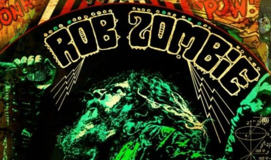 Rob Zombie's New Album Is His Seventh To Reach The Top 10