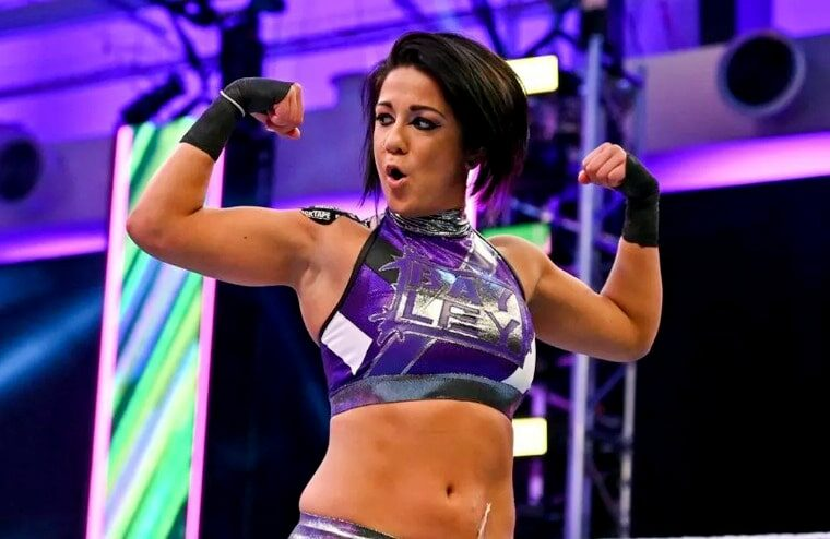 """Bayley Tops The Pro Wrestling Illustrated """"Women's 100"""""""