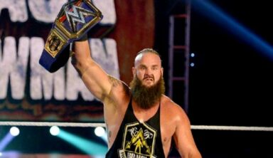 Braun Strowman Met With Wrestling Promotion's EVP Ahead Of Potential Debut
