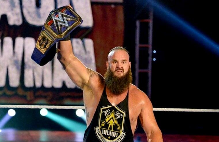Braun Strowman Asking Big Money From Independent Promoters