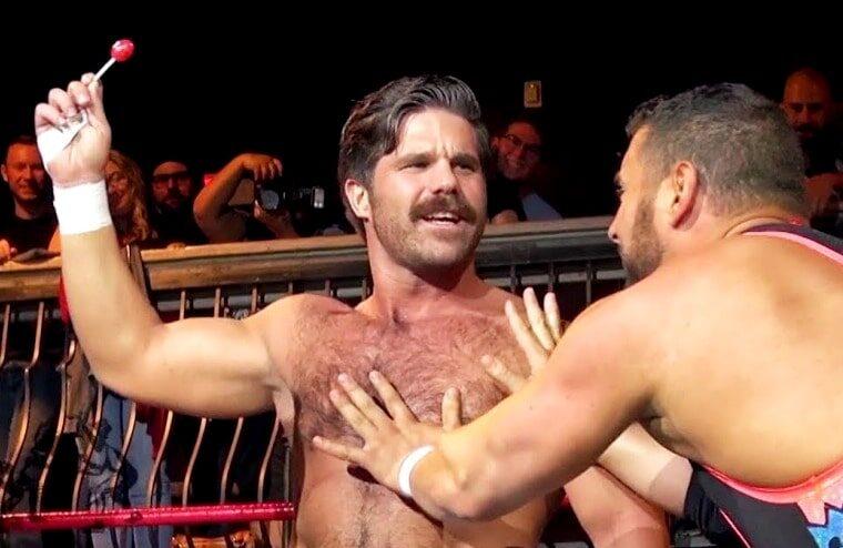 Joey Ryan Files Lawsuit Against Impact Wrestling's Parent Company