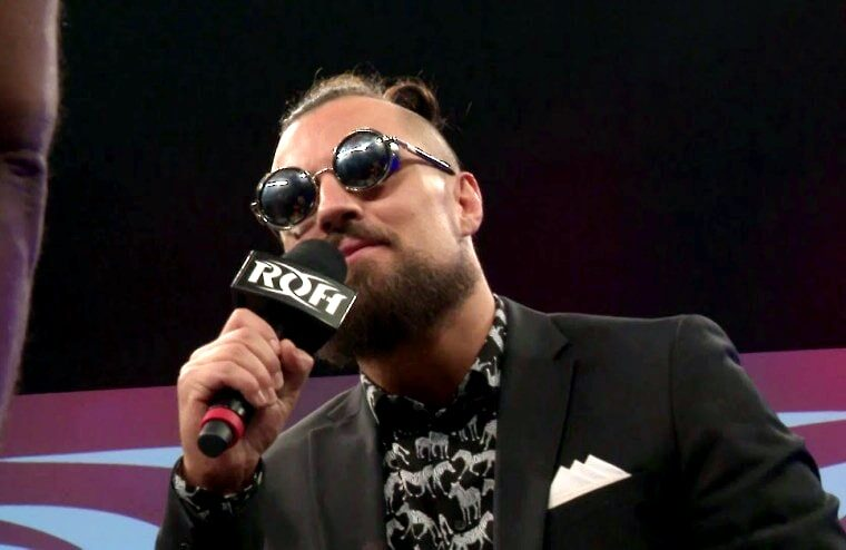 Marty Scurll Makes Shock Return To Wrestling After Filming Angle At Recent Taping