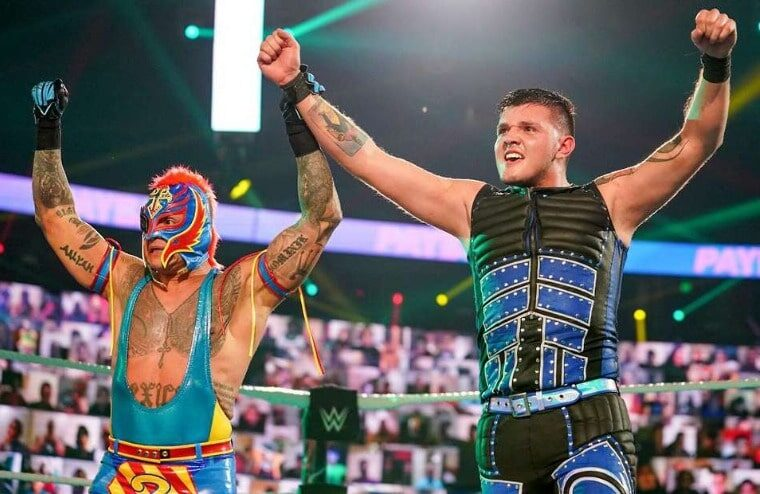 Dominik Mysterio Could Be About To Undergo Name Change