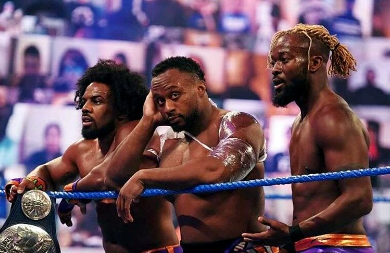 "Big E Says New Day Split ""Hurts On A Real Level"""