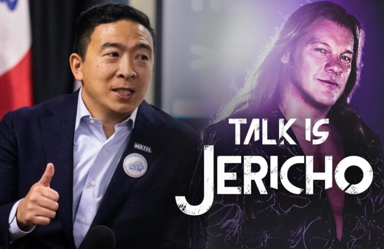 Talk Is Jericho: Andrew Yang Slams The WWE