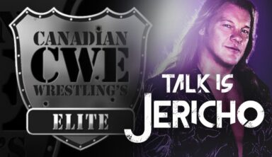 Talk Is Jericho: 30 Wrestling Shows In 30 Wild Days