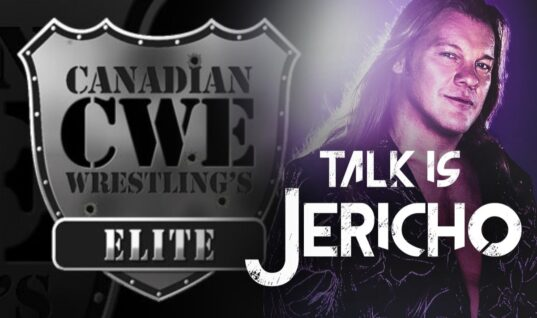 Talk Is Jericho: 30 Wrestling Shows In 30 Wild Days