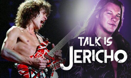 Talk Is Jericho: Happy Trails – A Tribute To Eddie Van Halen