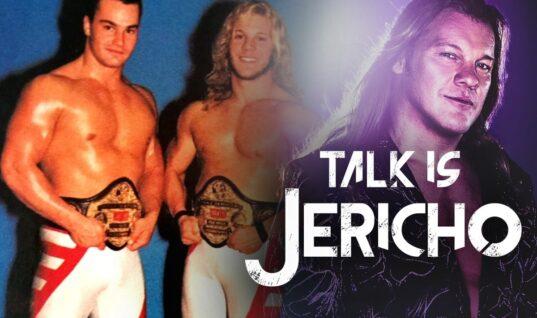 Talk Is Jericho: Second Match Watchalong – Sudden Impact Vs. Ed Langley & Steve Gillespie