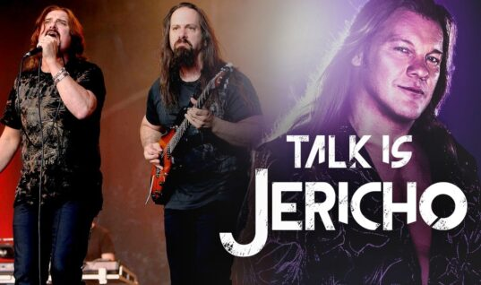 Talk Is Jericho: The Distant Memories Of Dream Theater