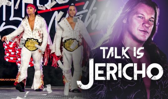 Talk Is Jericho: The Young Bucks Are Killing The Podcast