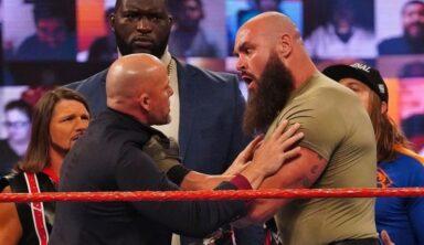 Braun Strowman Potentially Returning To WWE