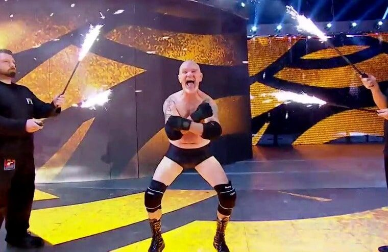 Former WWE Wrestler Gillberg Suffers Heart Attack