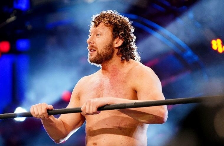 Kenny Omega Reveals He Is Wrestling Through Injury And Trying To Avoid Surgery