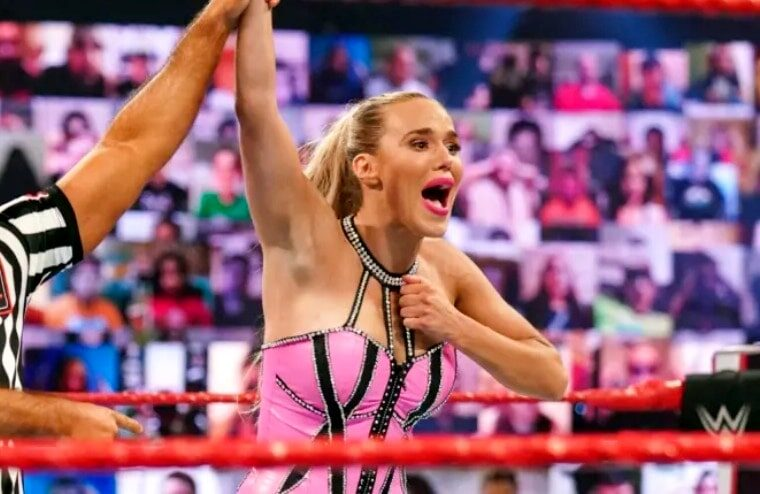 Lana Hints She Is Joining AEW During Virtual Signing
