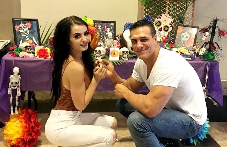 Alberto Del Rio Discusses His Assault Arrest & Past Relationship With Paige