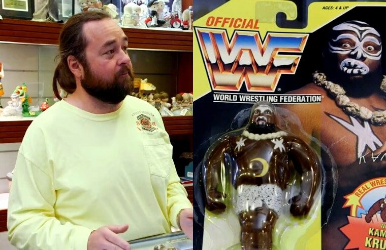 Seller Wanted $7,500 For Rare Kamala Action Figure On Pawn Stars