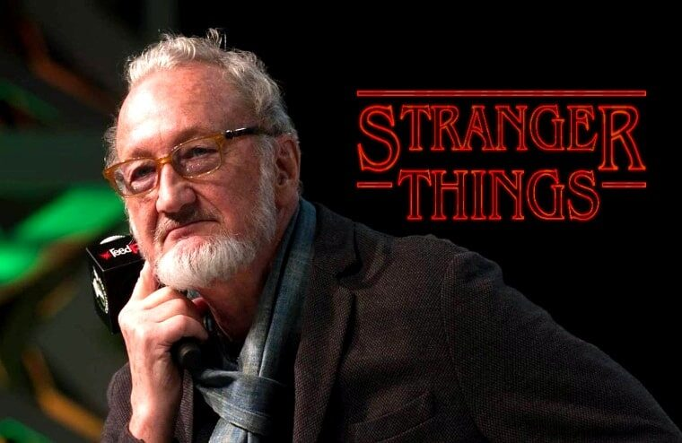 "Robert Englund Joins The Cast Of ""Stranger Things"""