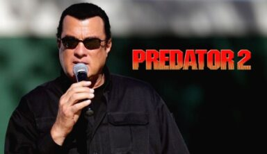 "Steven Seagal Was Deemed Too Crazy For ""Predator 2"" By Director"