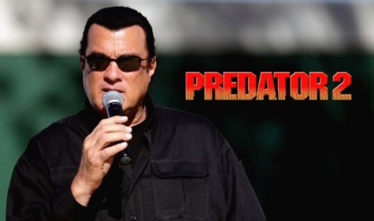 """Steven Seagal Was Deemed Too Crazy For """"Predator 2"""" By Director"""