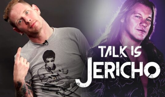 Talk Is Jericho: Corey Taylor's PodMFcast