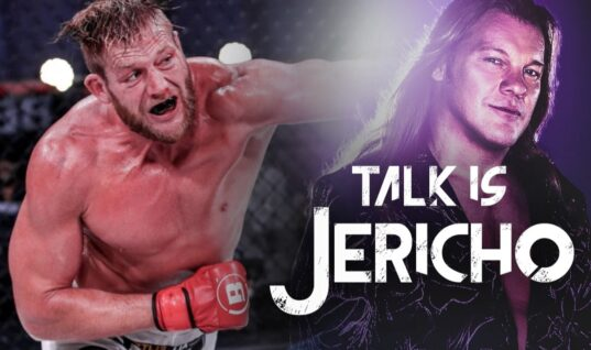 Talk Is Jericho: The Fights And Fortunes Of Jake Hager