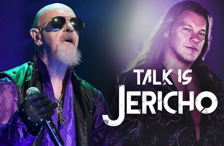 Talk Is Jericho: Rob Halford – Confessions Of A Metal God