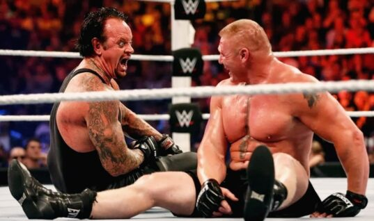 Looking At The Undertaker's Greatest Opponents