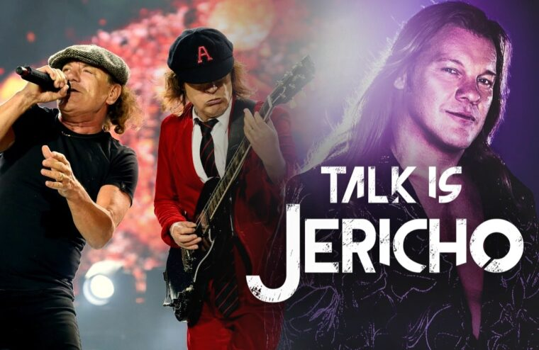 Talk Is Jericho: Angus Young & Brian Johnson Power Up!