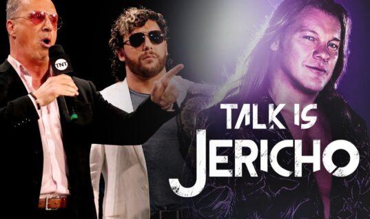 Talk Is Jericho: Kenny Omega & Don Callis Make AEW History