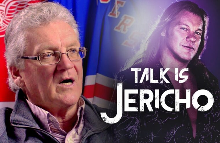 Talk Is Jericho: Ted Irvine – 30 Years Of Wrestling With Jericho