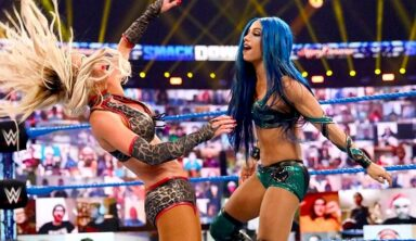 Sasha Banks Reveals She Asked Vince McMahon For Her WWE Release