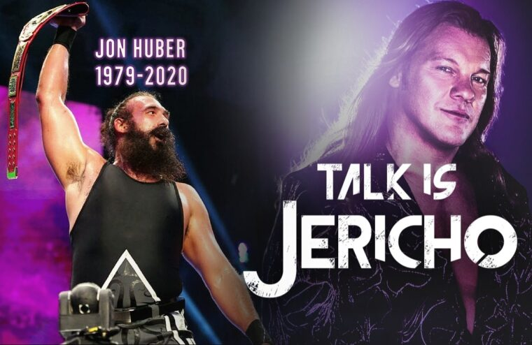 Talk Is Jericho: Brodie Lee – A Celebration of Life